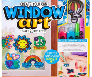 Made By Me Create Your Own Window Art by Horizon Group USA: $9.97 (was$18.99)