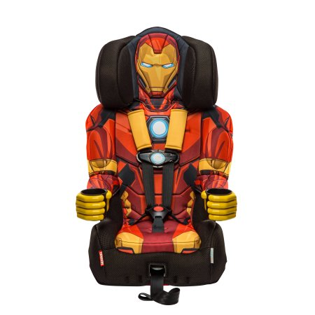 $79 (was $149.99) Marvel Avengers Iron Man Combination Harness Booster Car Seat