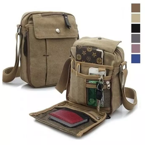 $9.99 (was $49.99) Multifunctional Canvas Traveling Bag