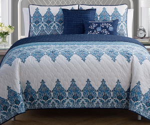 $29.99 (was $109.99) Reversible Quilt Set Collection