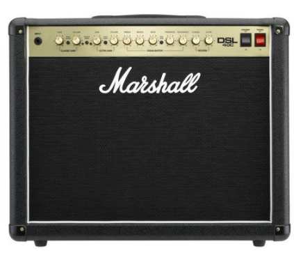 *LOWEST PRICE* Marshall DSL Series DSL40C 40 Watt Valve Amplifier