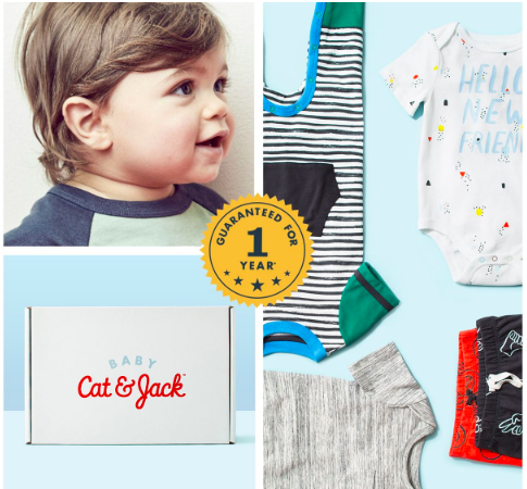 The Cat & Jack™ Baby Outfit Box: $40 or LESS!