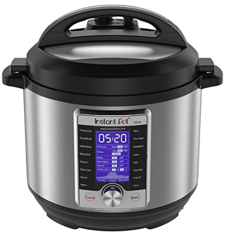 *LOWEST YET!* Instant Pot Ultra 6 Qt 10-in-1 up to 27% Off!