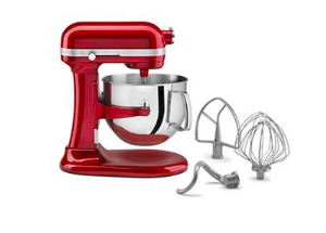 KitchenAid Professional 7-Quart Candy Apple Red: $269.99