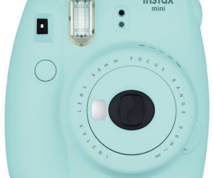 Fujifilm Instax Mini 9 – Ice Blue Instant Camera: $46.00 (was $69.00)