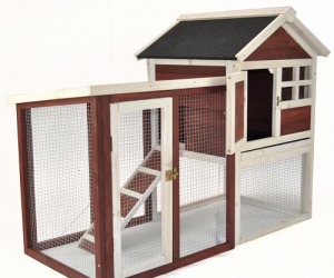 Advantek The Stilt House Rabbit Hutch: $86.68 (was $129.86)