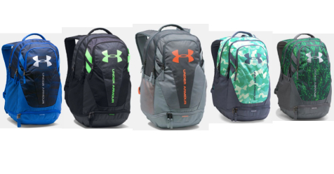 UPDATE: NEW CODE!  HUGE Backpack Blowout Sale at Under Armour- Prices Start at $18!!!