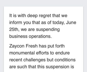 Zaycon is Closing: What You Need to Know about Refunds, Order Pickups, and the Future