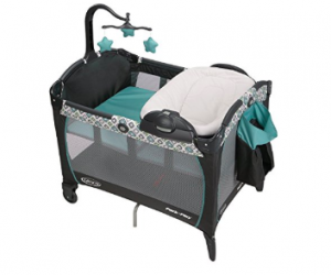 $59.49 (was $130) Graco Pack 'N Play Playard Portable Napper and Changer