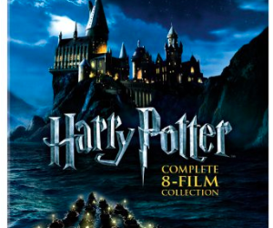 Harry Potter: Complete 8-Film Collection [Blu-ray]: $28.99 (was$99.98)