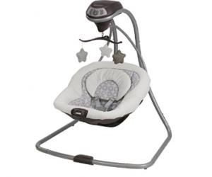 Graco Simple Sway Baby Swing, Abbington: $51.02 (was$99.99)