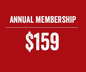 Annual Membership $159