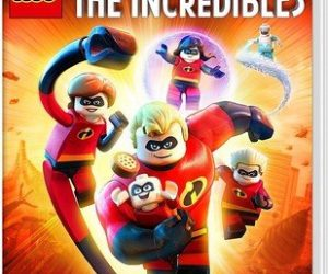LEGO Disney Pixar's The Incredibles – Nintendo Switch: $29.99 (was $49.99)