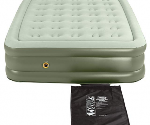 Coleman SupportRest Double-High Airbed: $39.99 (was$79.99)
