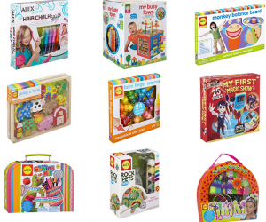 AWESOME Deals On Alex Brands Toys & Kits Today!