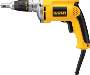 DEWALT DW272 6.3 Amp Drywall Screwdriver: $69.00 (was $99.00)