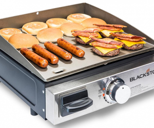 $69.99 (was $112.18) Blackstone 17″ Table Top Griddle