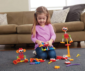 K'Nex Zoo Friends Construction Toy: $11.85 (was $21.37)
