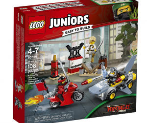 LEGO Juniors Shark Attack Building Kit: $12.99 (was $19.99)