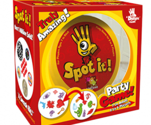 $6.97 (was $12.97): Spot it! Card Game