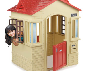 $78.98 (was $129.99): Little Tikes Cape Cottage Playhouse, Tan