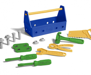 Green Toys Tool Set-Blue, Assorted: $13.41 (was$29.99)