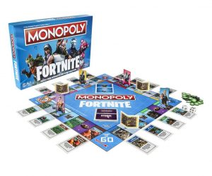 Monopoly: Fortnite Edition: $13.77 (was $19.99)