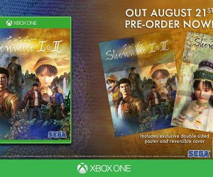 Shenmue I & II – Xbox One: $13.61 (was $29.99)