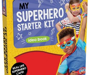 Klutz Jr. My Superhero Starter Kit: $3.57 (was $14.99)