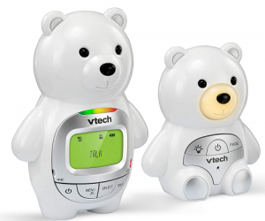 VTech Teddy Bear Audio Baby Monitor & Night Light: $28.00 (was $39.95)