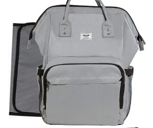 Diaper Bag Backpack by Zohzo with Changing Pad: $13.99 (was $19.99)