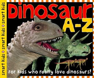 Dinosaur A-Z: (Hardcover): $5.39 (was $9.99)