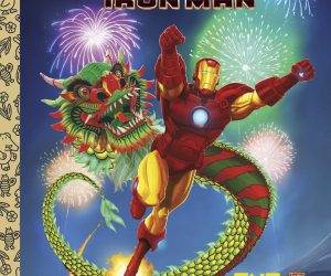 Eye of the Dragon (Marvel: Iron Man) (Little Golden Book): $2.82 (was $4.99)