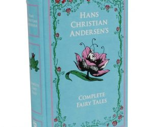 Hans Christian Andersen's Complete Fairy Tales (Leather-bound Classics): $13.73 (was $24.99)