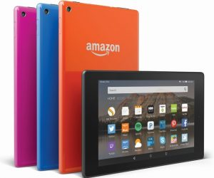Fire 7 Tablet with Alexa: 3 For $109.97 (was$149.97)