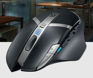 Logitech Wireless Gaming Mouse: $29.99 (was $39.99)