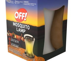 Off! Mosquito Lamp: $7.49 (Was $11.97)