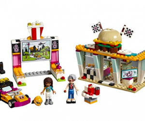 LEGO Friends Drifting Diner Race Car and Go-Kart Toy: $19.99 (was$29.99)
