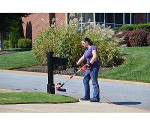 CRAFTSMAN Electric Powered String Trimmer: $17.38 (was$29.99)