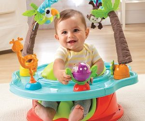 Summer Infant 3-Stage Deluxe SuperSeat, Wild Safari: $30.99 (was $49.99)
