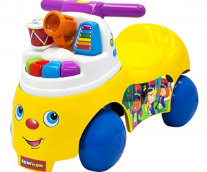 Fisher-Price Little People Melody Maker Ride On: $17.21 (was$37.10)