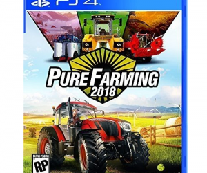 Pure Farming 2018 – PlayStation 4: $5.99 (was $39.99)
