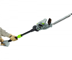 Earthwise 18-Inch Corded Electric 2-in-1 Pole/Handheld Hedge Trimmer: $32.56 (was $79.16)
