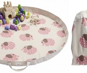 3 Sprouts 2-in-1 Play Mat / Storage Bag: $12.49 (was $24.99)
