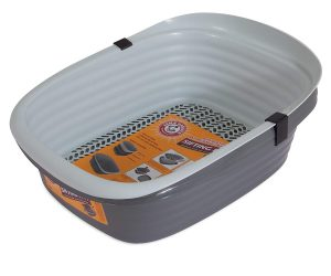 Arm & Hammer Large Sifting Litter Pan: $16.83 (was $29.99)
