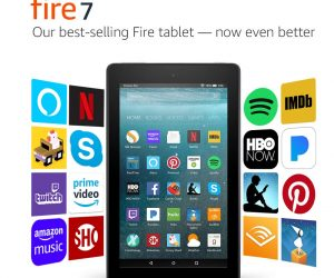 Fire 7 Tablet with Alexa: $34.99 For Prime Members (was $49.99)