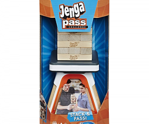 Jenga Pass Challenge: $8.99 (was $15.48)