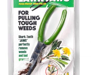 Lawn Jaws: The Original Sharktooth Weed Puller: $6.47 After Code (was$12.95)