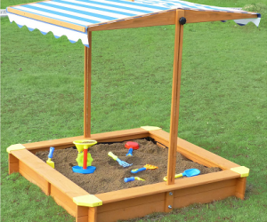 $62 (was $156.99) Merry Products Sandbox with Canopy