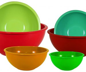 Gourmet Home Products 6 Piece Mixing Bowl Set: $10.63 (was$19.99)